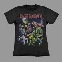Baby Look Iron Maiden Best Of The Beast