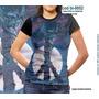 Camisetas Personalizadas Estampa Digital Paz E Amor Dragon
