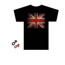 Camisetas Bandeira Inglaterra