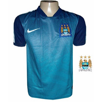 Camisa Nike Manchester City (treino) + Frete Grátis !!!
