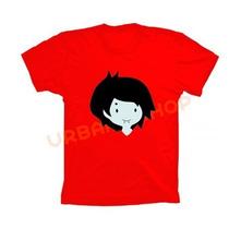 Camiseta Infantil Marcelo - Camisa Hora De Aventura