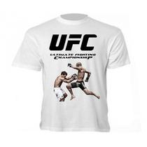 Camiseta Ufc - Camisa Mma,