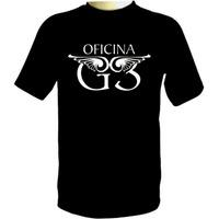 Camiseta Banda Oficina G3 - Camisa Banda Gospel