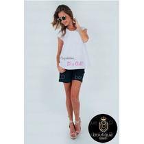 Blusa T-shirt Camiseta Gestante Grávida I Love My Baby
