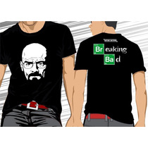 Camisa Camiseta Breaking Bad #frete Grátis#