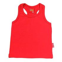 Camiseta Feminina Regata Básica Kyly