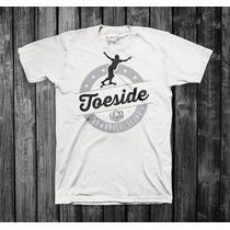 Camiseta Toeside | 100% Algodão Malha Menegotti