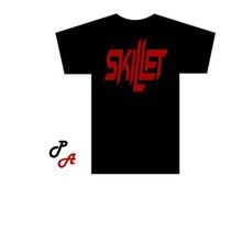 Camisetas Banda Skillet