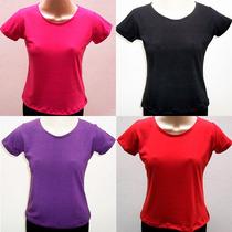 Lote 12 Camisetas Baby Look Feminina Revenda Atacado