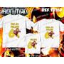 Kit Camiseta Homem De Ferro Personalizada Aniversario Festa