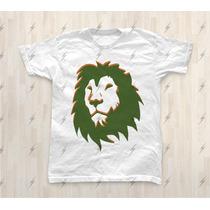 Camiseta Leão Sombra Reggae