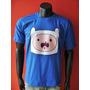 Camiseta Finn Adulto, Hora De Aventura