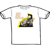 Camiseta Stevie Ray Vaughan - Srv (chega De Mesmice)