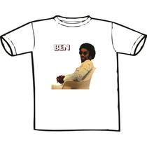 Camiseta Jorge Ben (bandas Nacionais E Mpb) Só Aqui