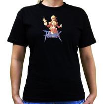 Camiseta Ragnarok - Sumo Sacerdote Feminino.