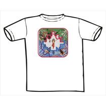Camiseta Jorge Mautner - Estampas Mpb Rock Nacional Aqui