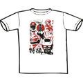 Camiseta - Jaspion Jiraya- Estampas Diferentes Só Nó Temos