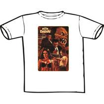 Camiseta Um Drink No Inferno - Várias Estampas- Só Nós Temos