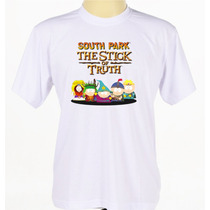 Camisa Camiseta Estampada Filme Desenho Série South Park