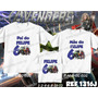 Lembrança De Aniversario Vingadores Kit Camisetas C/ 3