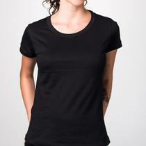 Camisetas Lisas Feminina - Coloridas - 100% Algodão