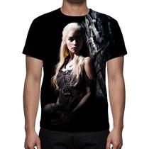 Camisa, Camiseta Série Game Of Thrones - Mod 02