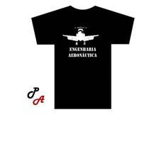 Camisetas Engenharia Aeronautica