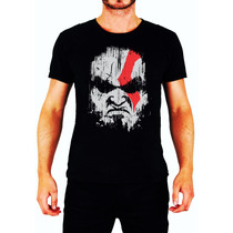 Camisa God Of War Kratos