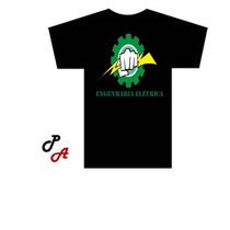 Camisetas Curso Engenharia De Eletrica