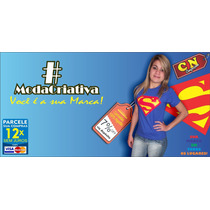 Camiseta Engraçada, 100% Algodão, Superman
