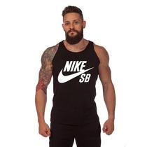 Camiseta Regata Nike Sb - Personalizada - A Melhor !!!