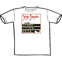 Camiseta Sérgio Sampaio Bloco Na Rua Mpb E Rock Nacional