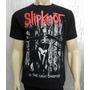 Camiseta De Banda - Slipknot - .5: The Gray Chapter