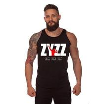 Camiseta Regata Zyzz - A Melhor Qualidade!