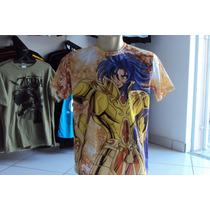 Camisa Ou Camiseta Cavaleiros Do Zodiaco Gemeos Saga
