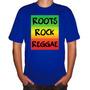 Camiseta Reggae Roots Rock Reggae