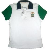 Camisa Polo 100% Algodão Joyaly- Pronta Entrega