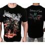 Camiseta De Banda - Judas Priest - Redeemer Of Souls