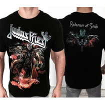 Camiseta De Banda - Judas Priest - Redeemer Of Souls