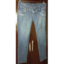 Calça Jeans Stretch Tamanho M - Cód Rf589