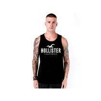 Camiseta Regata Hollister - Califórnia - 100% Qualidade !!!