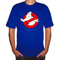 Camiseta Filmes Séries Os Caça Fantasmas