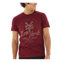 Zoo York Mens Lock Up Graphic T-shirt