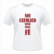 Camiseta Religiosa Personalizada