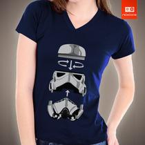Camisetas Star Wars Trooper Guerra Nas Estrelas Filme