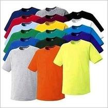 Kit 5 Camisetas Básicas + 1 Manga Longa + 2 Regatas Feminina