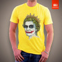 Camisetas Batman Coringa Joker Heroes Tv Filmes