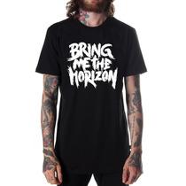 Camiseta Bring Me The Horizon - Personalizada - Promoção !!!