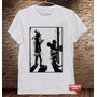 Camiseta Masculina Feminina Mickey Punk Rock Sátira