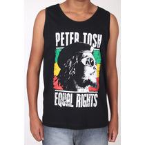 Camiseta Regata - Peter Tosh - Reggae - Frete Gratis